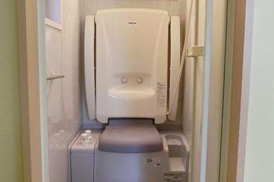 病室シャワー